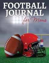 Football Journal for Moms