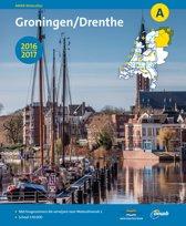 ANWB wateratlas A - Groningen & Drenthe 2016-2017