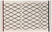 Lorena Canals - vloerkleed Bereber Crisscross - 120 x 170 cm
