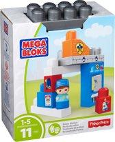 Mega Bloks Politie station