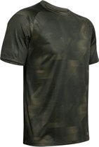 Tech 2.0 SS Printed Heren Sportshirt