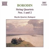 Borodin: String Quartets 1 & 2 / Haydn Quartet