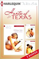 Boekomslag van 'Harts of Texas - eBundel met de complete miniserie'