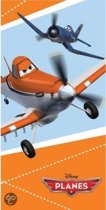 Planes Strandlaken Dusty  (B92326) - 70x140 cm - Oranje