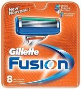Gillette Fusion 8 Stuks