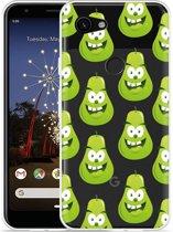 Google Pixel 3a XL Hoesje Happy Peer