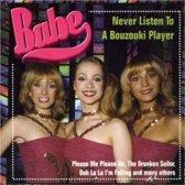Never Listen To A Bouzouki