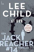 Boekomslag van 'Jack Reacher 14 - 61 Uur'