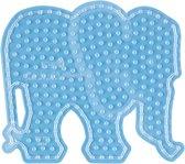 Hama Maxi Strijkkralen grondplaat - olifant