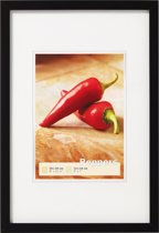 Peppers wooden frame 13x13 black