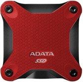 ADATA Externe SSD SD600 512GB Rood USB 3.0