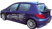 Carzone Specials Carzone Achterbumper Peugeot 307 HB 3/5-deurs 'Samurai'