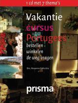Prisma vakantiecursus Portugees (luisterboek)