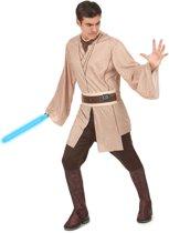 Pak van Jedi uit Star Wars� voor mannen - Verkleedkleding - One size
