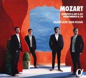 Quartets K.387 & 421 , Divertimento K.138