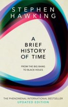 Boek cover A Brief History Of Time van Stephen Hawking (Paperback)