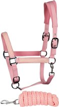 Harry's Horse Halsterset Candy - Roze - Full
