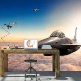 Fotobehang - F16 Fighter Jets