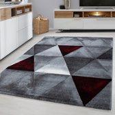 Lucca - Vloerkleed - Rood - 200 x 290 cm