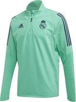 Adidas Adidas Real Madrid CL Trainingstop Groen Heren 19/20