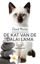 Omslag van 'De kat van de Dalai Lama'