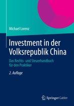 Investment in der Volksrepublik China