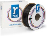 REAL Filament PLA zwart 1.75mm (1kg)
