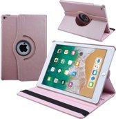 Apple iPad Air 2 9.7 draaibare tablethoes Rose Gold