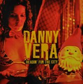 CD cover van Headin For The City van Danny Vera