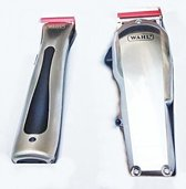 Wahl Brushed Chrome Taper + Beret trimmer, combi pack