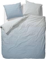 ESPRIT Mina - Dekbedovertrek - Eenpersoons - 140 x 220 -Blue