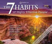 7 Habits of Highly Effective People, the 2018 Day-To-Day Calendar