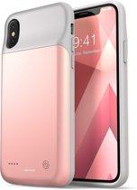 i-Blason batterij hoesje iPhone X Roze Goud