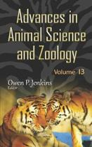 Advances in Animal Science and Zoology. Volume 13