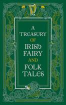 Boek cover A Treasury of Irish Fairy and Folk Tales van Various Authors (Hardcover)