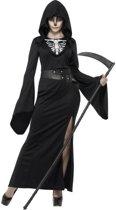 Lady Reaper Magere Hein Dameskostuum | maat M ( 40 - 42 )