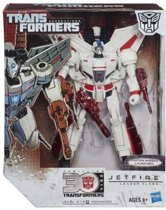 Transformers Generations - Leader Class Jetfire Figuur 2in1
