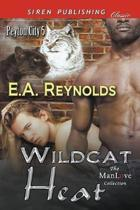 Wildcat Heat [Peyton City 5] (Siren Publishing Classic Manlove)