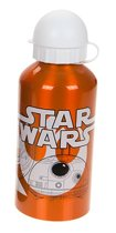 Kamparo Drinkbeker Star Wars 500 Ml Oranje/wit