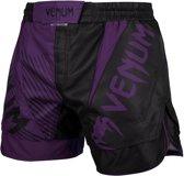 Venum NoGi 2.0 Fightshorts Black / Purple-L