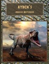 Ayden's Jurassic Notebook