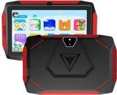 Kindertablet - 2020 Model - Android 9.0 Razendsnel - 7 Inch - 16gb - Educatief & Leerzaam - Kinder tablet