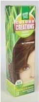 Hennaplus Colour Creations  Indian Summer5.4 - Haarverf