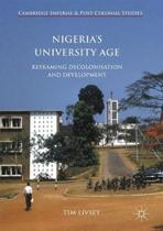 Nigeria's University Age