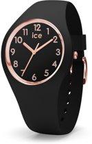 Ice-Watch IW015340 horloge dames - zwart - siliconen
