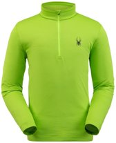 Spyder M Prospect Zip T-Neck Lime L