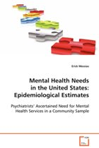Mental Health Needs in the United States