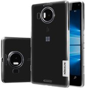 Nillkin Nature TPU Case voor de Microsoft Lumia 950 XL Transparent