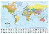 ANWB wereldkaart plano