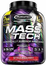 Mass Tech Performance 3180gr Ultimate Choco Crunch